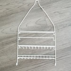 Hanging Shower Caddy White